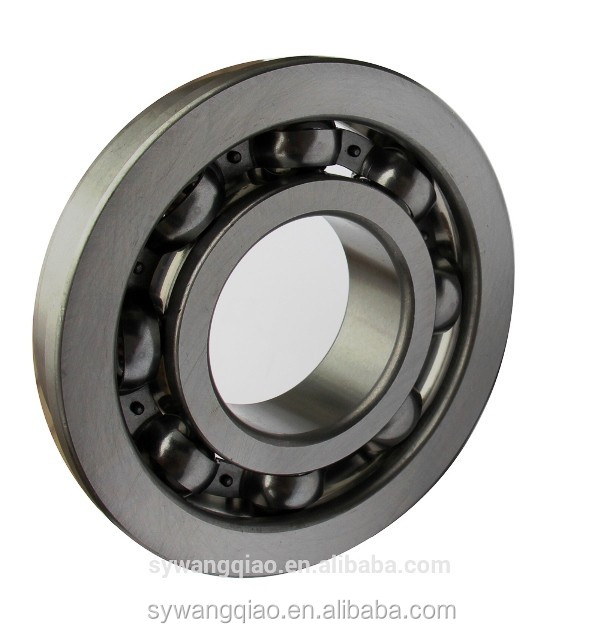 Thin wall deep groove ball bearing for industrial
