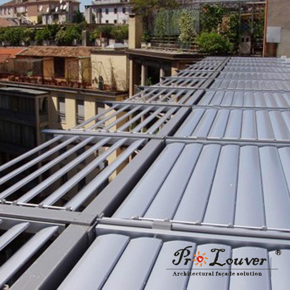 Wholesale Aluminum Opening Roof Awning Waterproof Louver