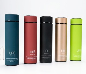 new 2017 leak-proof stainless steel drink bottle wholesale new design tea thermos