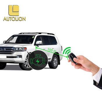 One Way Car Alarm Remote Engine Start For Toyota Prado Buy Best