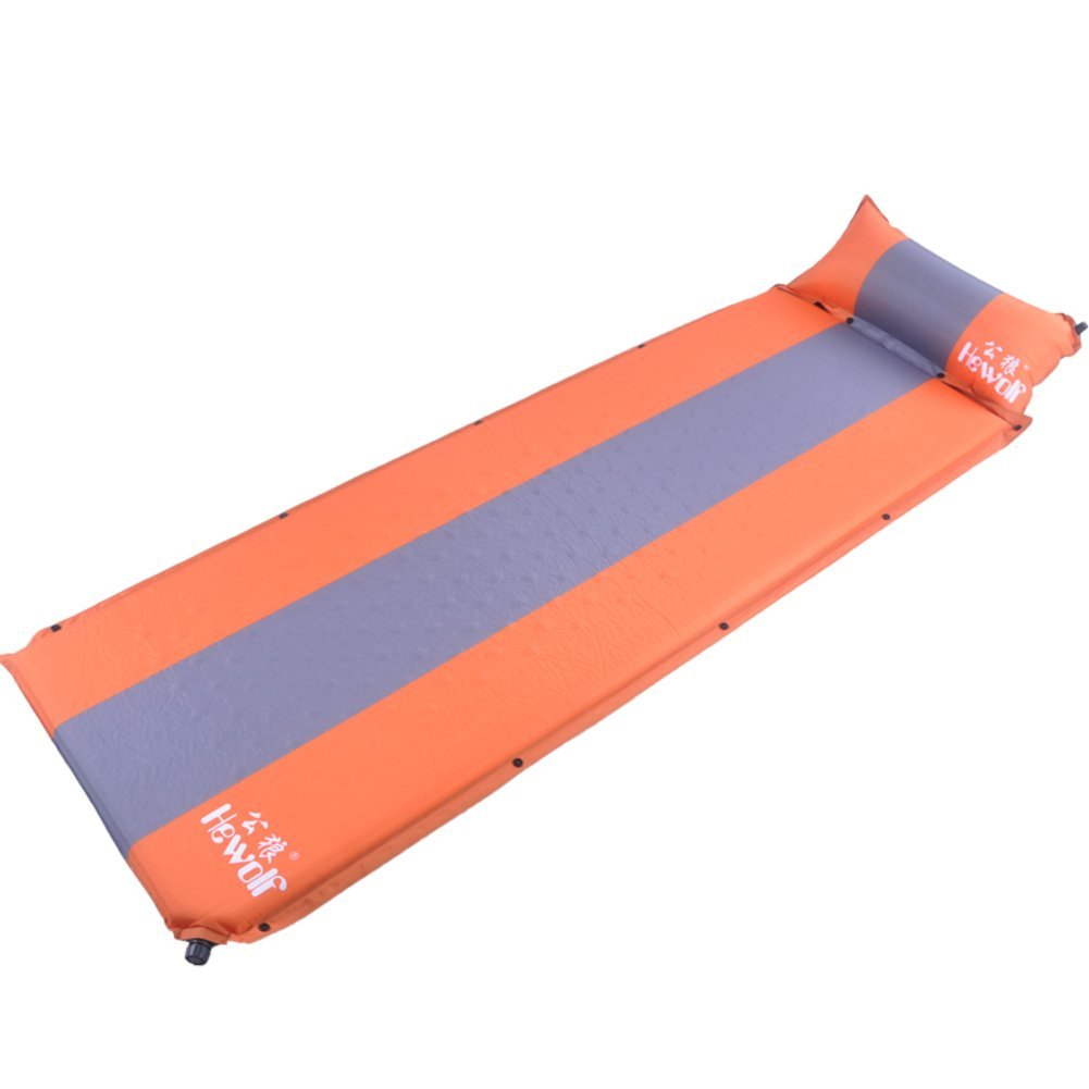 inflatable cushions/ outdoor inflatable bed/Double automatic inflatable cushions/ dampproof mat/Office NAP sleeping pad/ mattress