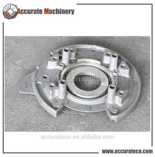 Aluminum ductile Iron casting Industrial Parts Moulding Die Casting Accessories Housing with ISO 9001