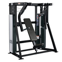 OTAWAY Decline Press Body Strong Fitness Equipment Weight Lifting Machine