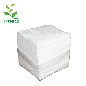 OEM Dimpled White Oil Only Absorbent Pads/Sheets