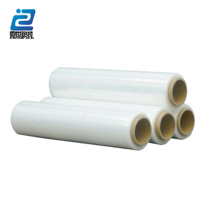 low price plastic Lldpe Stretch Film/ pvc stretch Wrapping Film Roll