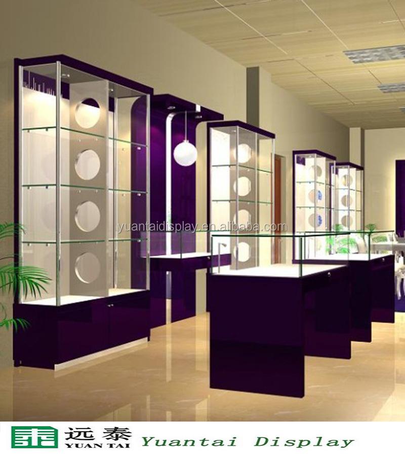 Dise o de muebles sol vitrina de madera barata para la - Vitrinas de diseno ...