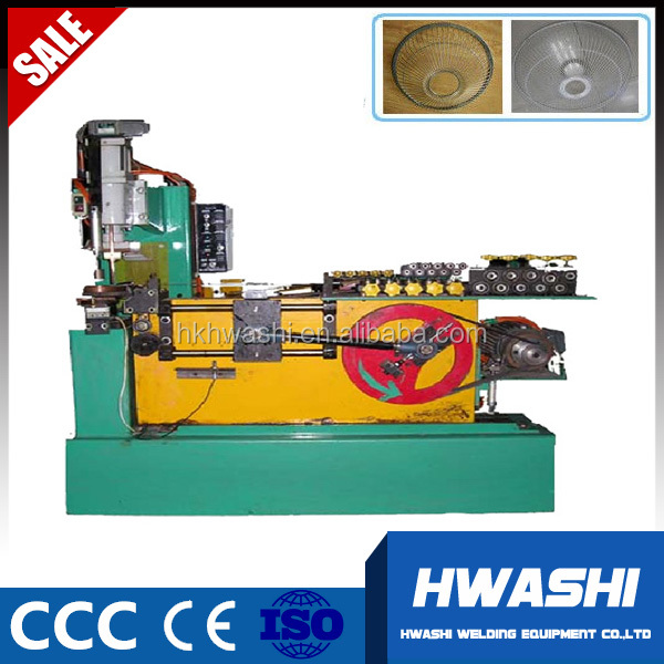 TinselWire Welding Equipment in Fan Guard Making Machine