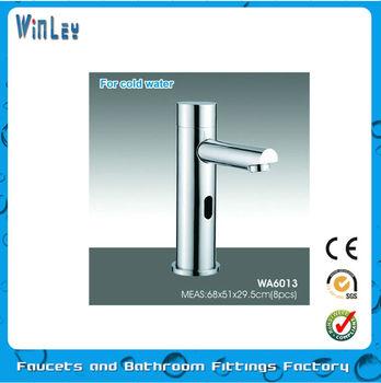Long Swan Neck Sensor Faucet/faucet Bathroom Sensor Tap/auto Tap ...