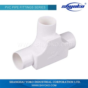Pleasant Shyoko Plastic Pipe Fittings Inspection Tee Pvc Conduits For Wiring Digital Resources Remcakbiperorg