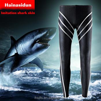 16c2dc626e57 Diseño Profesional De La Piel De Tiburón Bañadores/impermeable De Los  Hombres Accesorios/diseño De Moda Hombre Erupción - Buy Hombres Tiburón ...