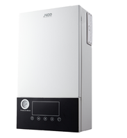 CE electric combi water boiler for radiator and underfloor heating