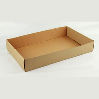 custom Corrugated paper Tray