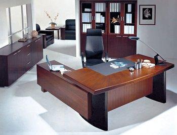 Office Table Design Executive Boss