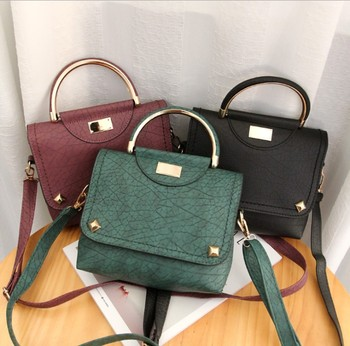 Zm21881a 2017 New Designs Ladies Fancy Hand Bags Fashion Women ...