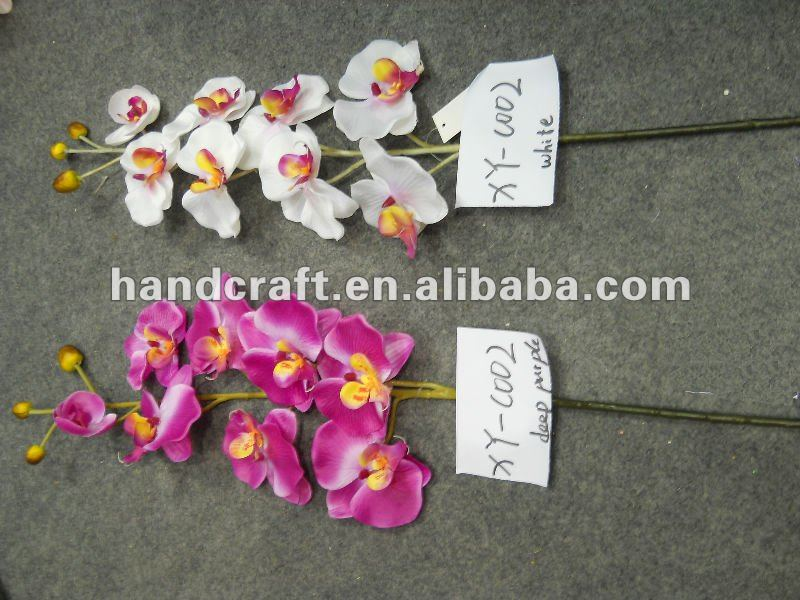 pink orchid artificial