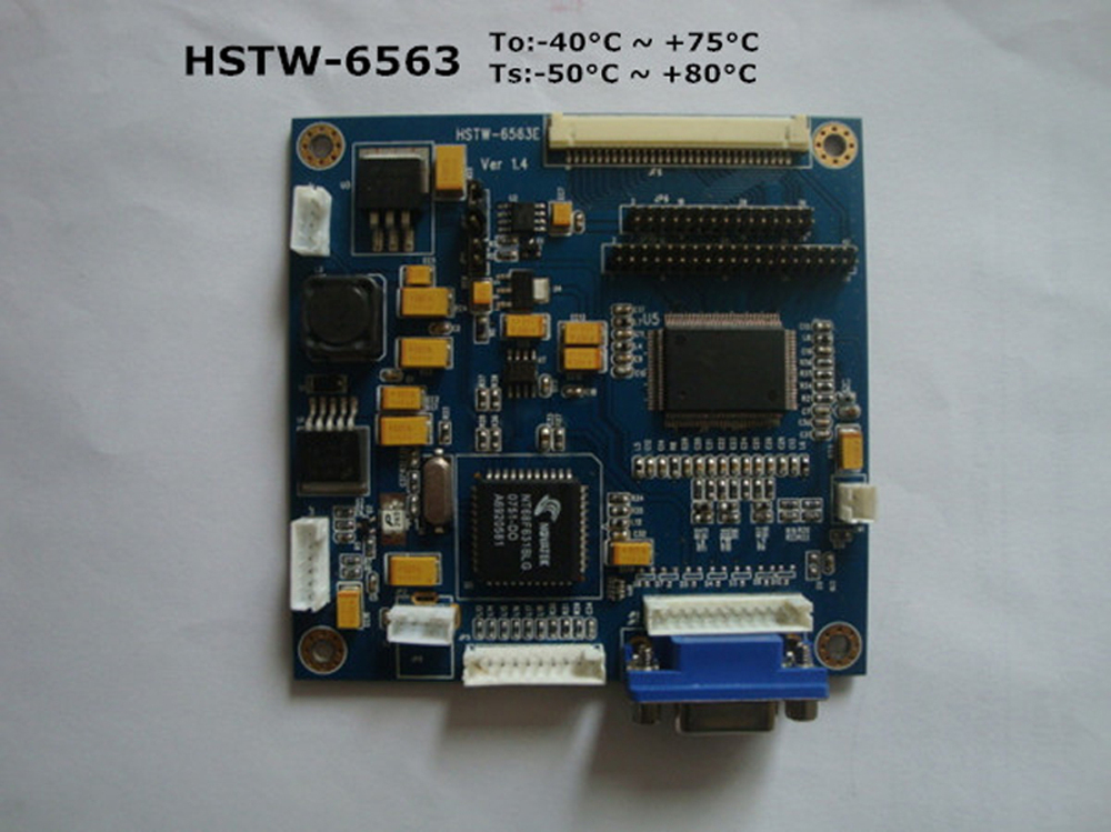 Hengstar Industrial Lcd Controller Board,Lcd Lvds Capacitive ...