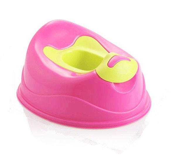 Hot selling plastic lovely children toilet baby potty