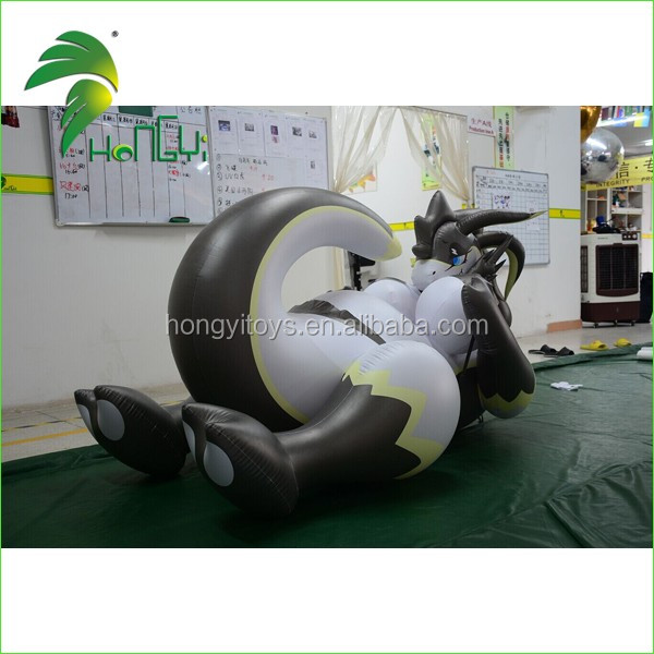 Inflatable Cartoon Hot Naked Girl / Animals Mating Cartoons / Inflatable  Animal Sex Toys With Factory