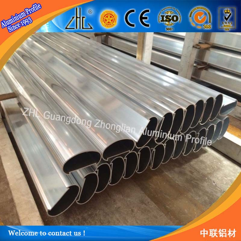 Best Selling Products 2015 Aluminium Square Pipe / Oem Bended ...