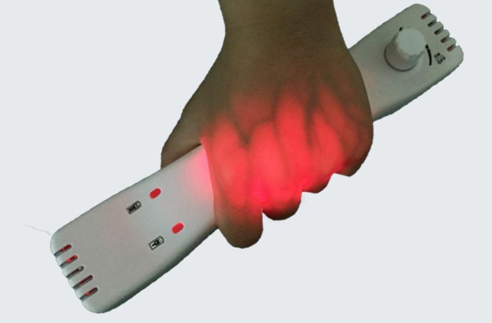 Portable Infrared Vein Finder: SIFVEIN-4.3 red light