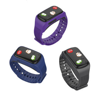 Best Ing Products For Elderly Gps Tracking Bracelet Smart Wrist Watch H002