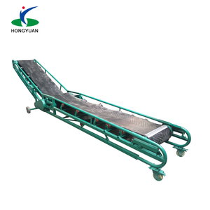 Mobile Belt Conveyor, Conveyor Belt with adjustable height
