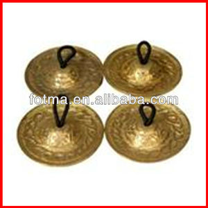 Beautiful Surface China Finger Cymbals