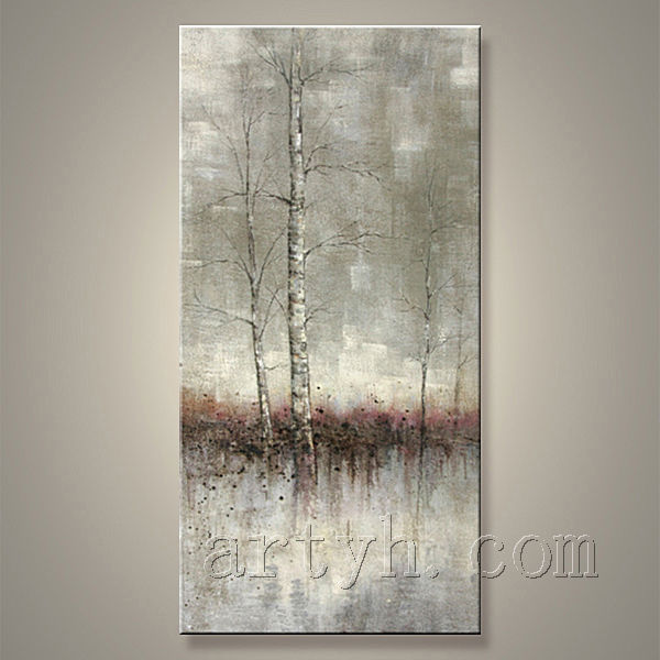 Newest Handmade Easy Nature Paintings For Decor