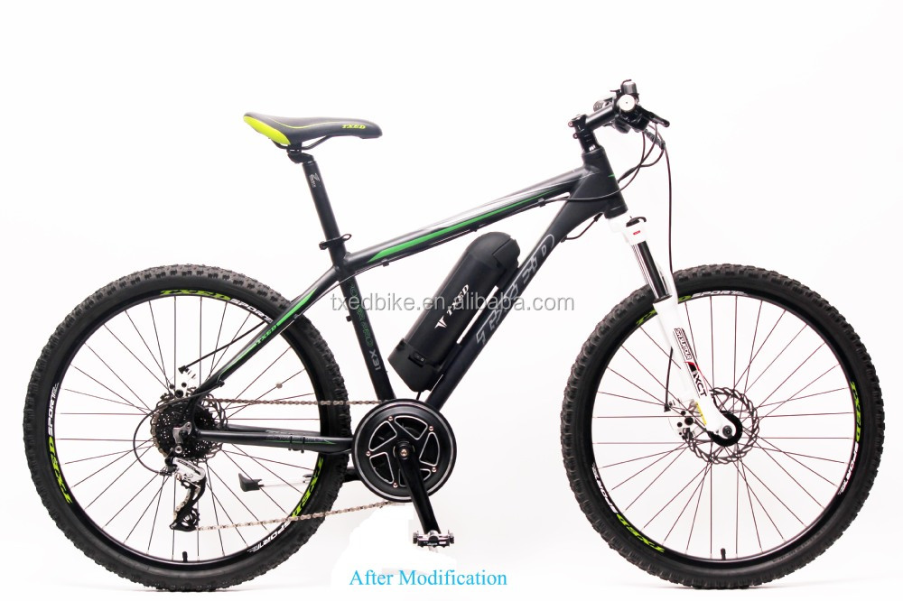 Middle Motor Electric Bicycle Conversion Kit View Conversion Kit Txed Product Details From