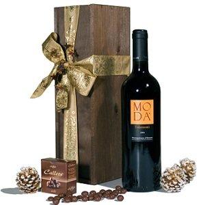 Red Wine Indulgence Gift Box - Buy Wine Gift Box Product on ...