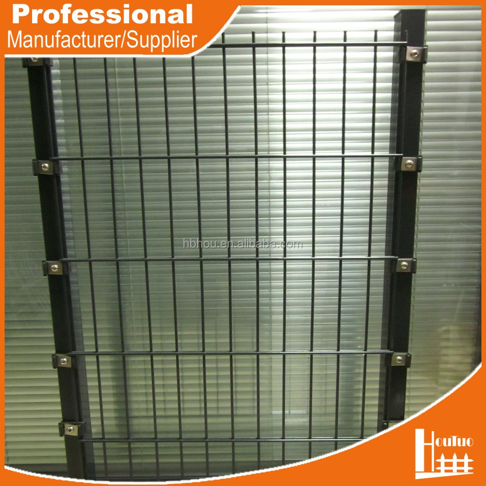 Good Quality Welded Wire Mesh Panel Double Wire Fence