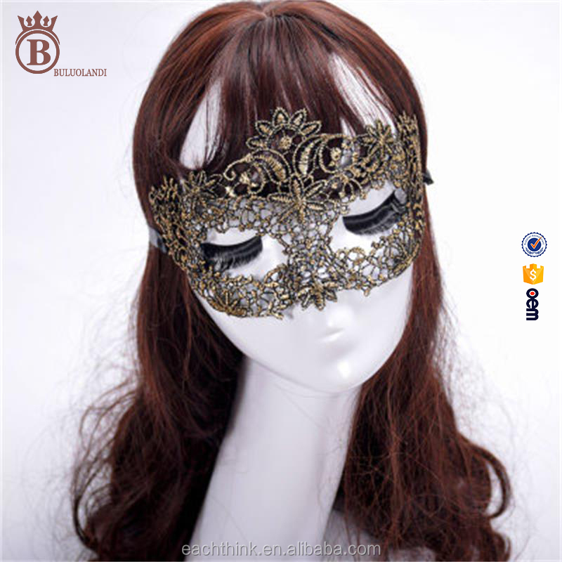 Wholesale Sexy Womens Lace Masquerade Mask