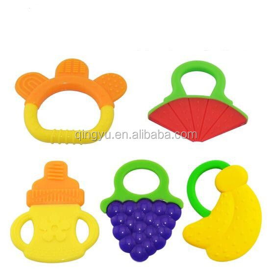 BEST Baby Teether - BPA Free & Drool Proof - Safe & Soothing Relief For Your Baby - Solve Teething Baby Teether