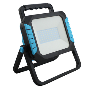 New products 30 W portable rechargeable led work flood light with power bank