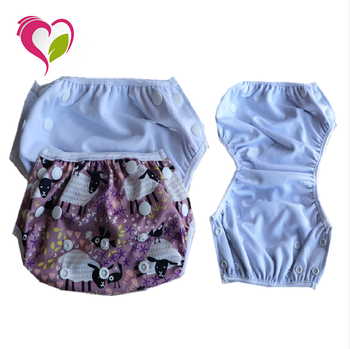 Waterproof and Breathable Wholesale Freely Adjustable Size Baby Swim Trunks