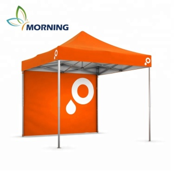 Outdoor advertisement commercial portable canvas tent