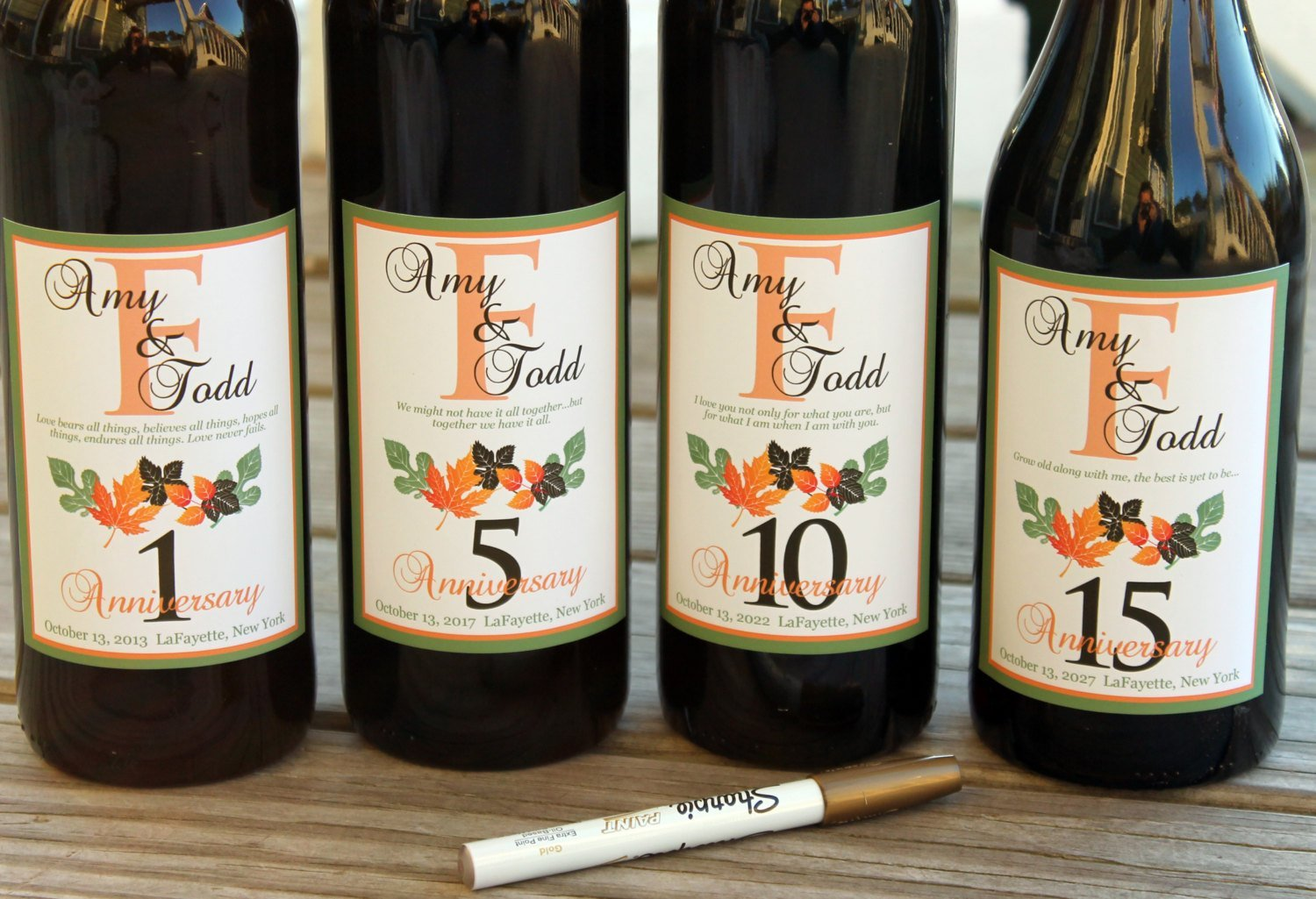 Wedding Wine Labels.Cheap Wedding Customized Wine Label Find Wedding Customized Wine