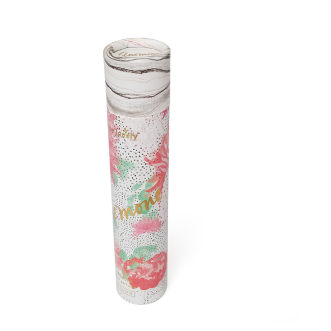 hot sale paper mailing tubes for poster packaging with customized design waterproof recycled paper