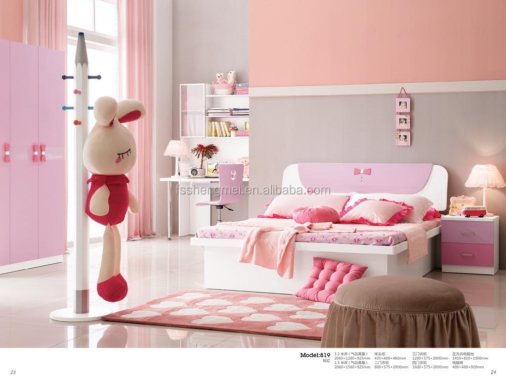 Meisjes slaapkamer meubilair kinderen slaapkamer meubilair sets