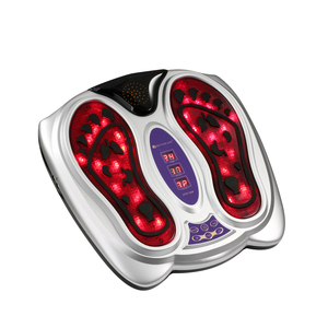new pulse infrared heating TENS chi machine foot massager