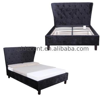 Made In China Folding Single Sofa Crushed Velvet Bed Alibaba