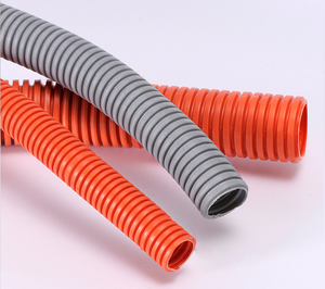 32mm PVC Corrugated Pipe /PVC Flexible Conduit