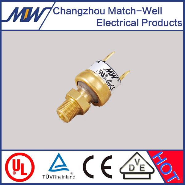 auto reset 12v water pressure switch