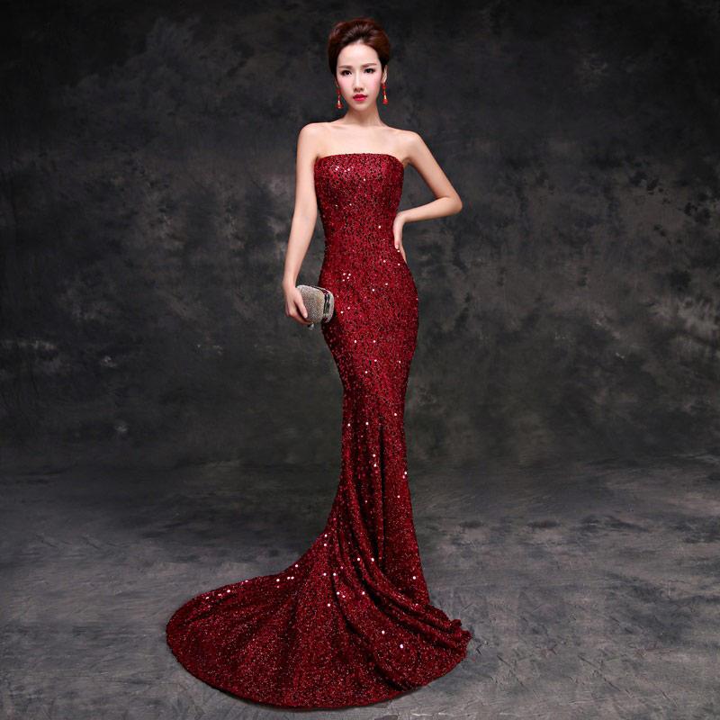 df7a40a8e vestidos elegantes color vino