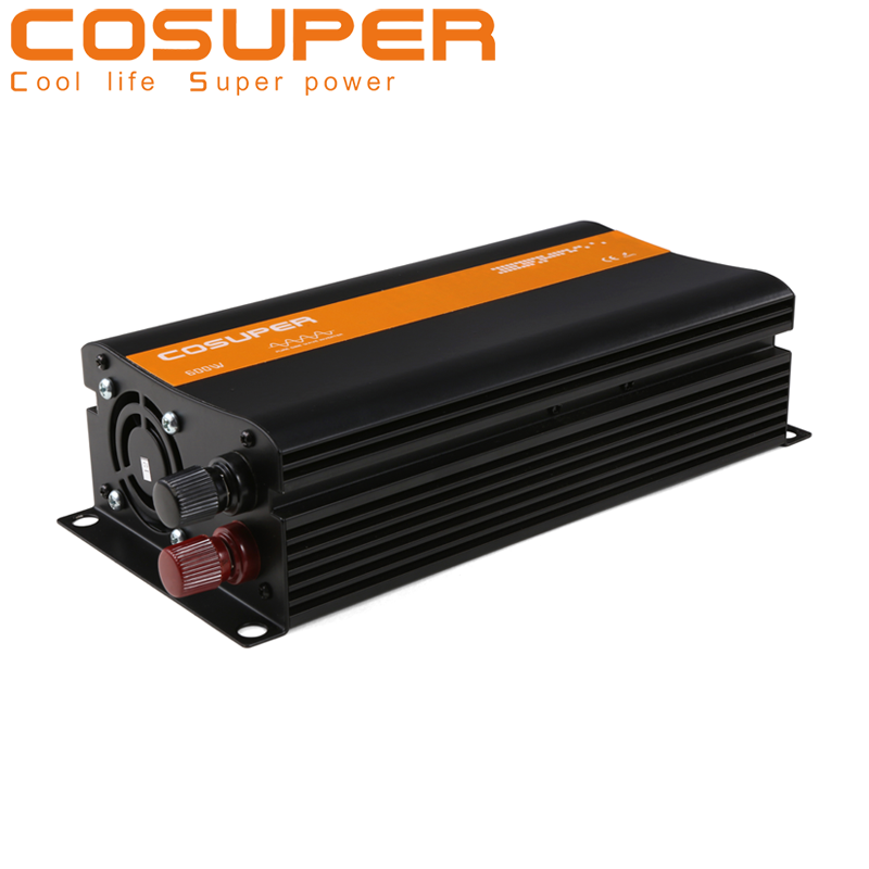 using super capacitor 500 watt solar inverter 12v to 240v