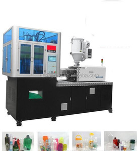 Cosmetic Bottle Plastic blowing Machine (One Step Injection Blow Molding Machine-IBM)