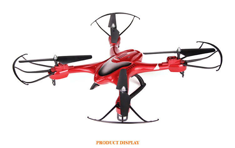 New X-series X300-2 2.4ghz Aircraft With Onboard Camera 4d Version ...