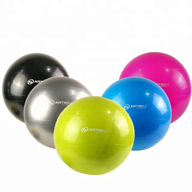 Nantong factory wholesale No Slip fitness <strong>ball</strong> anti burst <strong>yoga</strong> <strong>ball</strong>