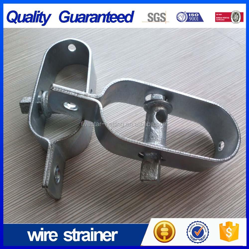 Galvanized 100mm Wire Rope Tensioners - Buy Wire Stretcher,Garden ...