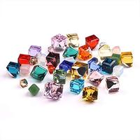 AB Colorful DIY Crystal Beads Spacer Charm Beads for Bracelet Necklace Jewelry Making